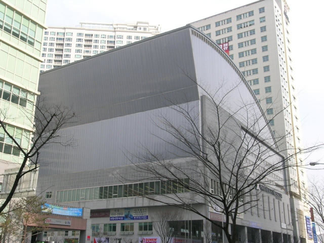 Boongdang Sport Center