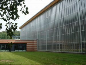 French Sports Hall