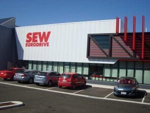 SEW Eurodrive Building